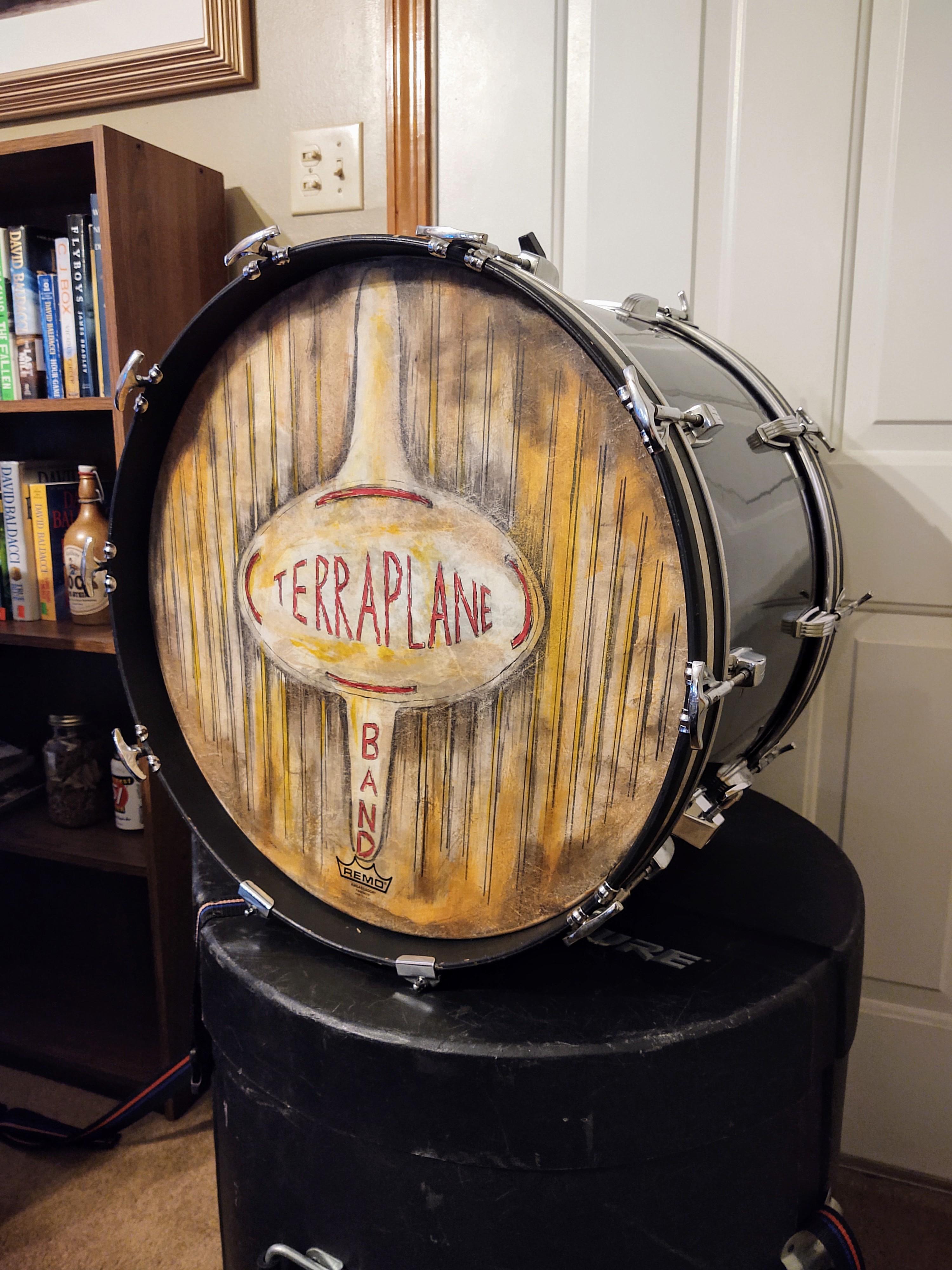 Drum Head Painting