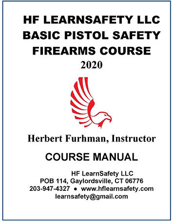 2020 HF LearnSafety Basic Pistol Course