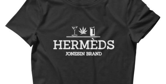 HERMEDS CROP TOP