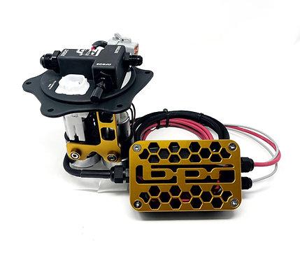 BPR EVO 7/8/9billet double pumper kit