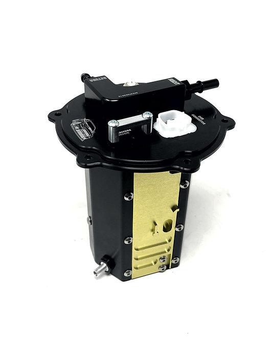 BPR EVOX billet double pumper kit