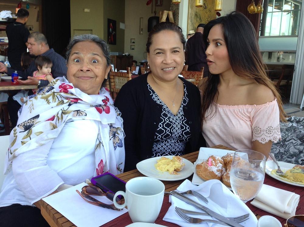Birthday celebration at Maya Hotel in Long Beach, Ca.