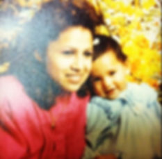 Angie Rojo and Mom