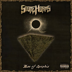 Stone Horns - Rise of Apophis - COVER