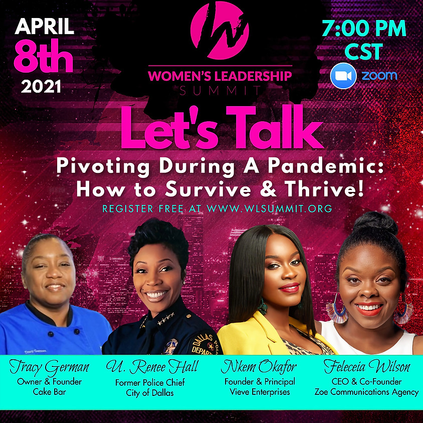 Let's Talk Pivoting During A Pandemic: How to Survive & Thrive