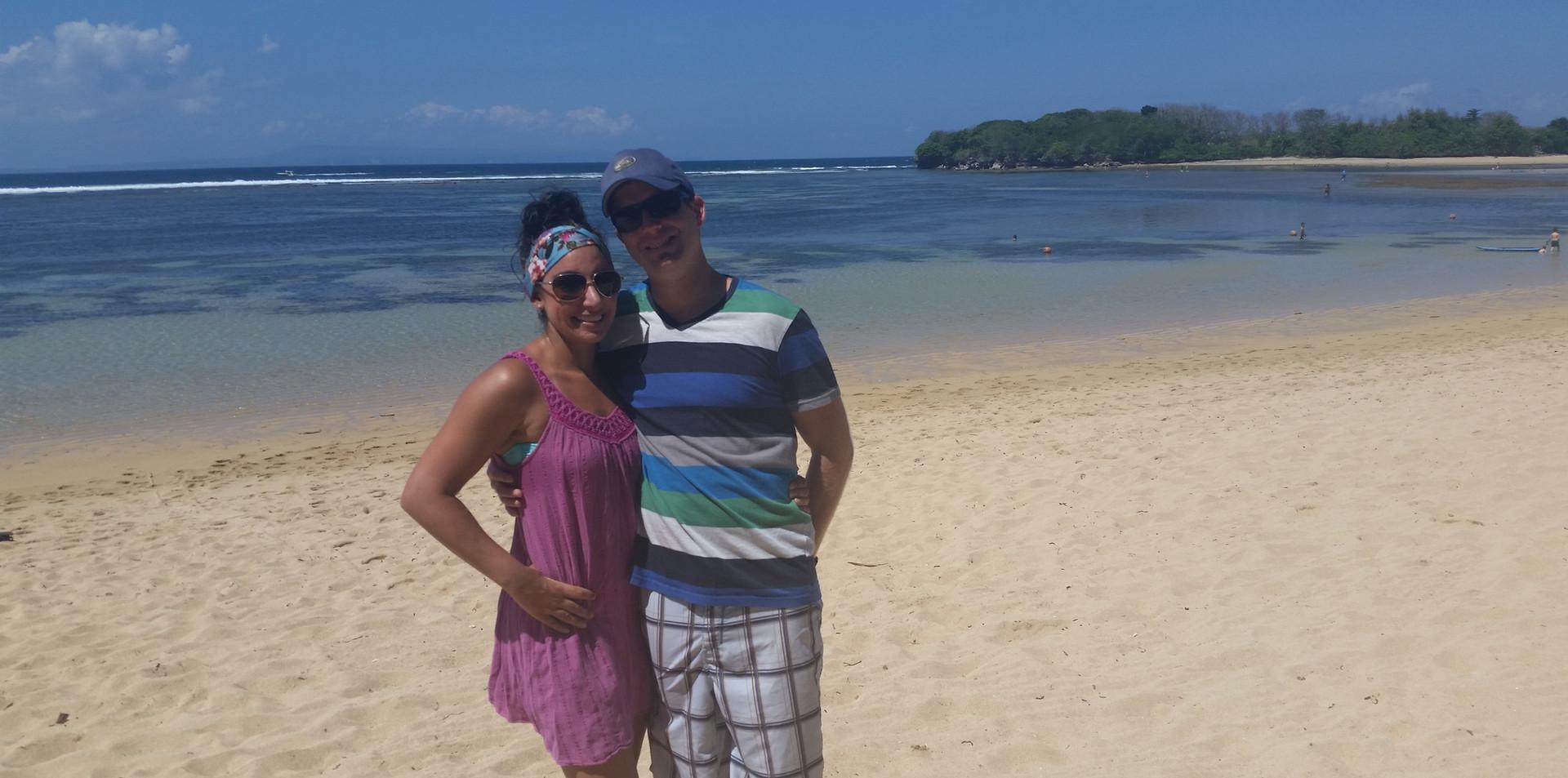 Me and Steve in Bali