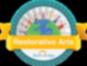 Restorative Arts Transparent Badge.png