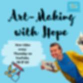 2020 04 Art-Making w_Hope Mead _ Instagr