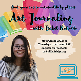 2020 04 Artistic Journaling Isabel _ Ins