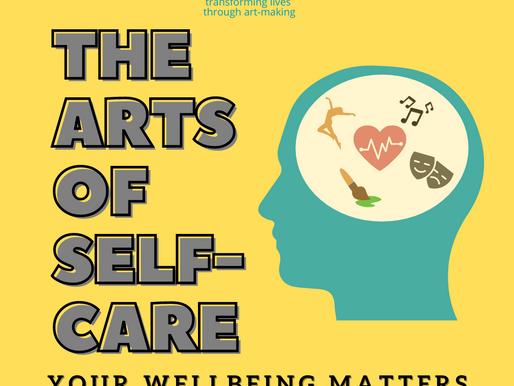The Arts of Self-Care