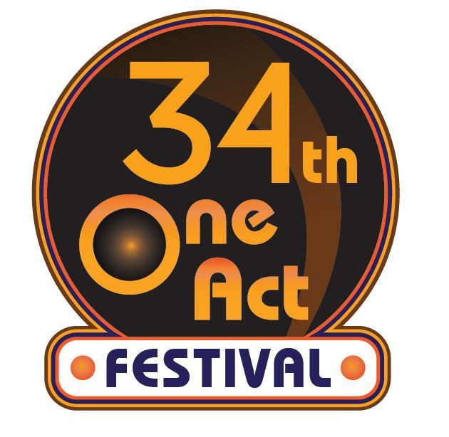 Show Artwork for the 34th Annual Original One Act Festival - June 2019 production