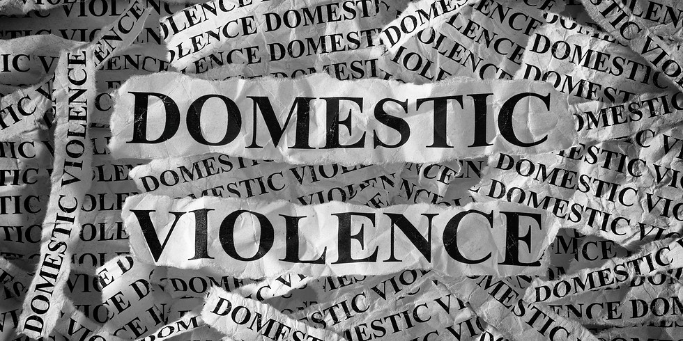Recognizing and Supporting Victims of Domestic Violence with Linda Douglas (1 hour)