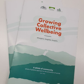 The Growing Collective Wellbeing Strategy
