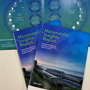 Maramataka: Reclaiming wellbeing through an indigenous division of time