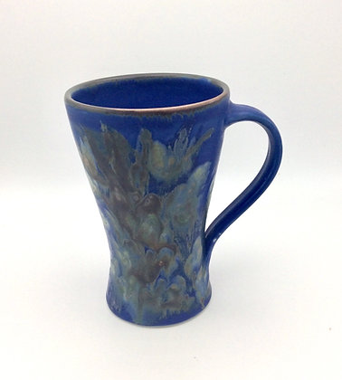 Butterfield Pottery Mug - Blue Tall