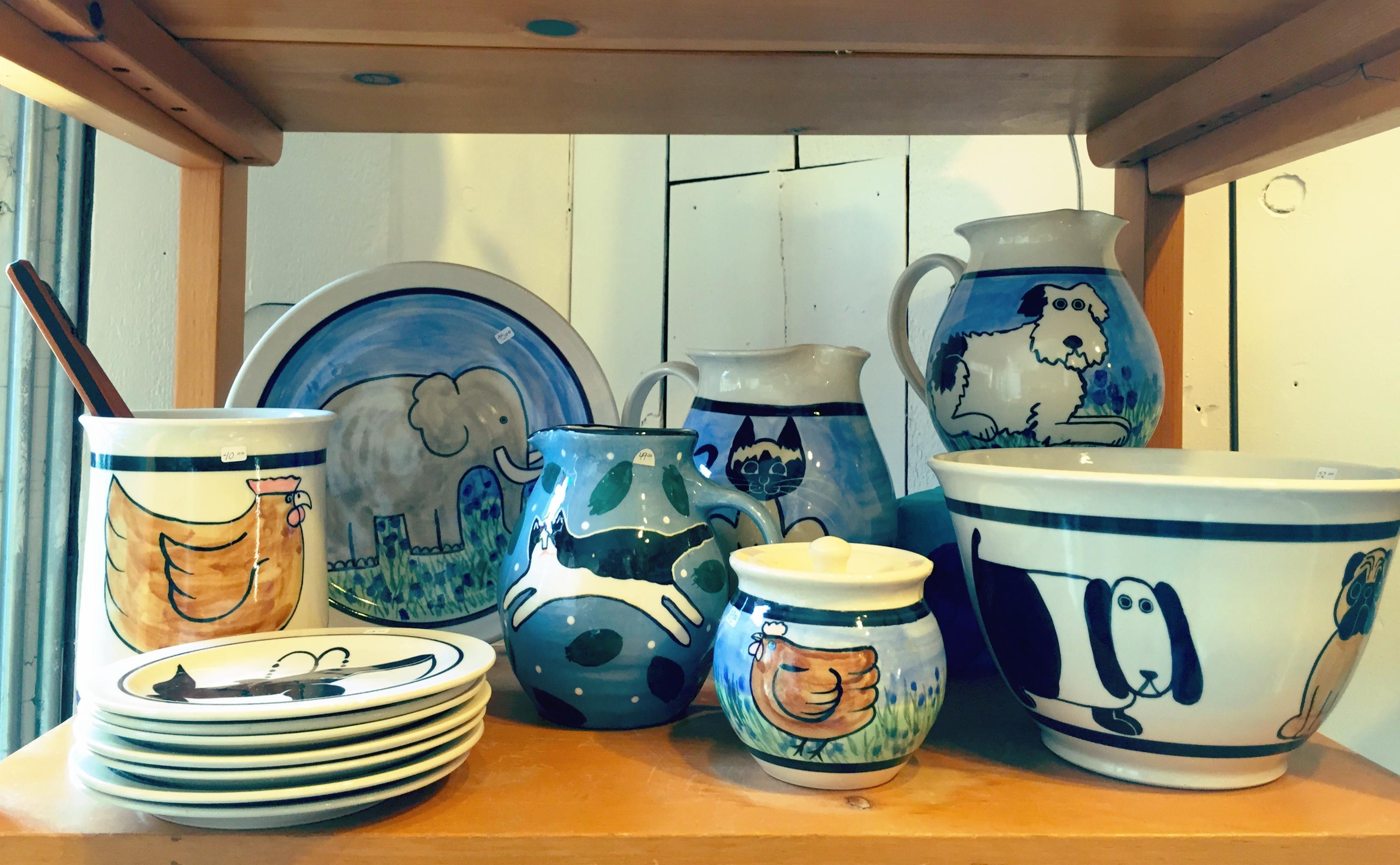 KD Pottery