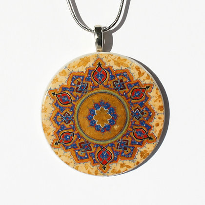 Retropage Necklace - Mandala