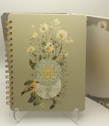 Papaya Art Journal - Dig Deep