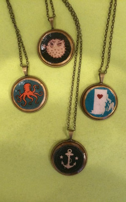 Necklaces by Voz