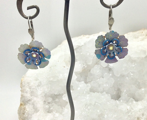 BendyWho - Flower Earrings