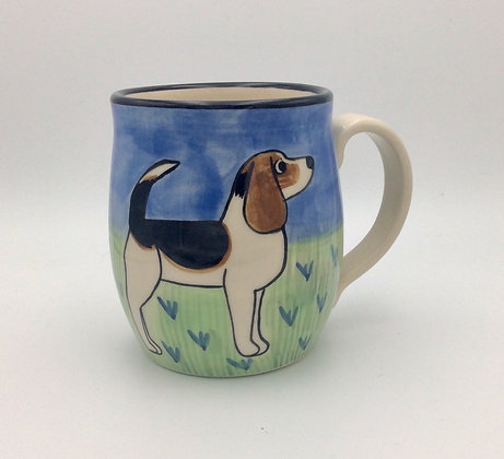 Karen Donleavy Dog Mug