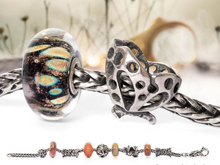 Mythic Nature Collection from Trollbeads!