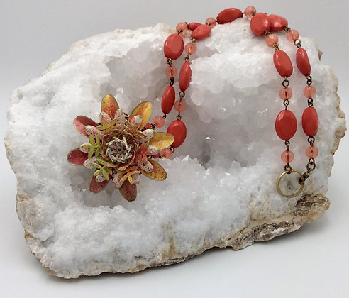 BendyWho - Flower Necklace