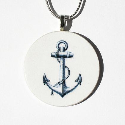 Retropage Necklace - Anchor