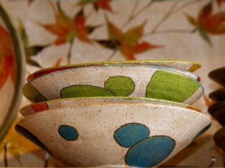 Pottery by Three Wheel Studio