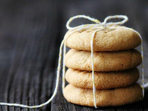 Peanut Cookies, Package