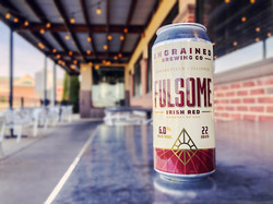 Folsome Single Can Patio
