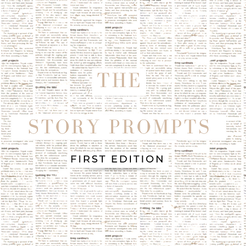The Story Prompts