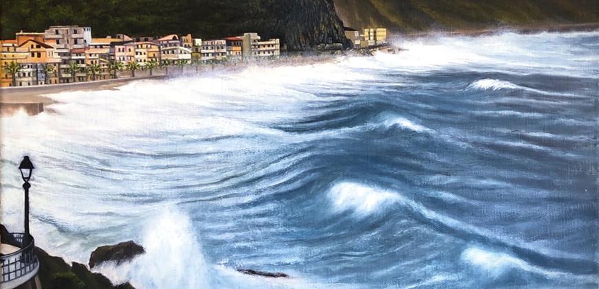 Il Mare In Tempesta