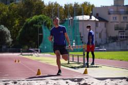 Benoit saut en longueur