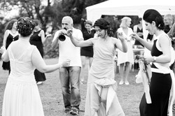 Hochzeitsfotografie, Tanz
