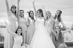 Hochzeitsfotografie, Zug