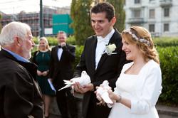 Hochzeitsfotografie, Zürich