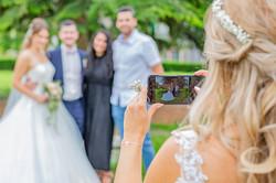 Hochzeitsfotografie, Mettmenstette