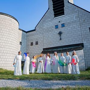 Sonntag 1.Kommunion