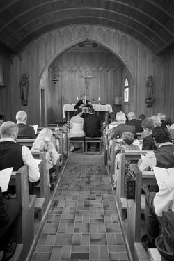 Hochzeitsfotografie Küsnacht, Kirche