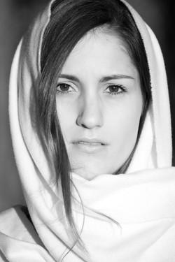 Portrait, Frauenportrait Andelfingen