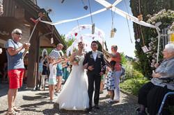 Hochzeitsfotografie, Marthalen