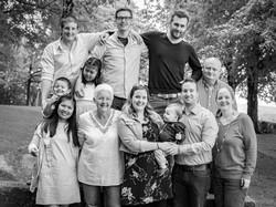 Familienfotografie, Winterthur