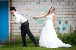 Hochzeitsfotografie, Wetzikon