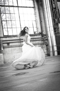 trash the dress, Winterthur
