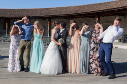 Hochzeitsfotografie, Schaffhausen