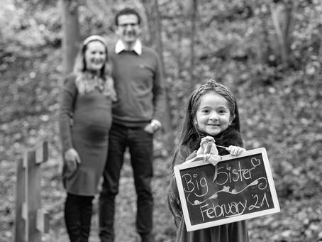Schwangerschaft & Familienportrait