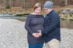 Schwangerschaft, pregnant Winterthur