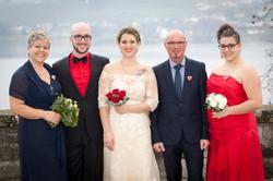 Hochzeitsfotografie Rapperswil