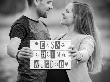 Wir werden Eltern...